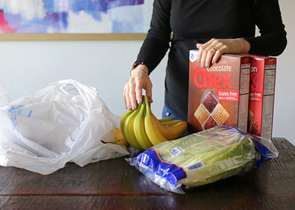 Have you tried grocery pickup? It's the BEST thing.