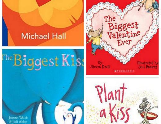 Valentine's Books