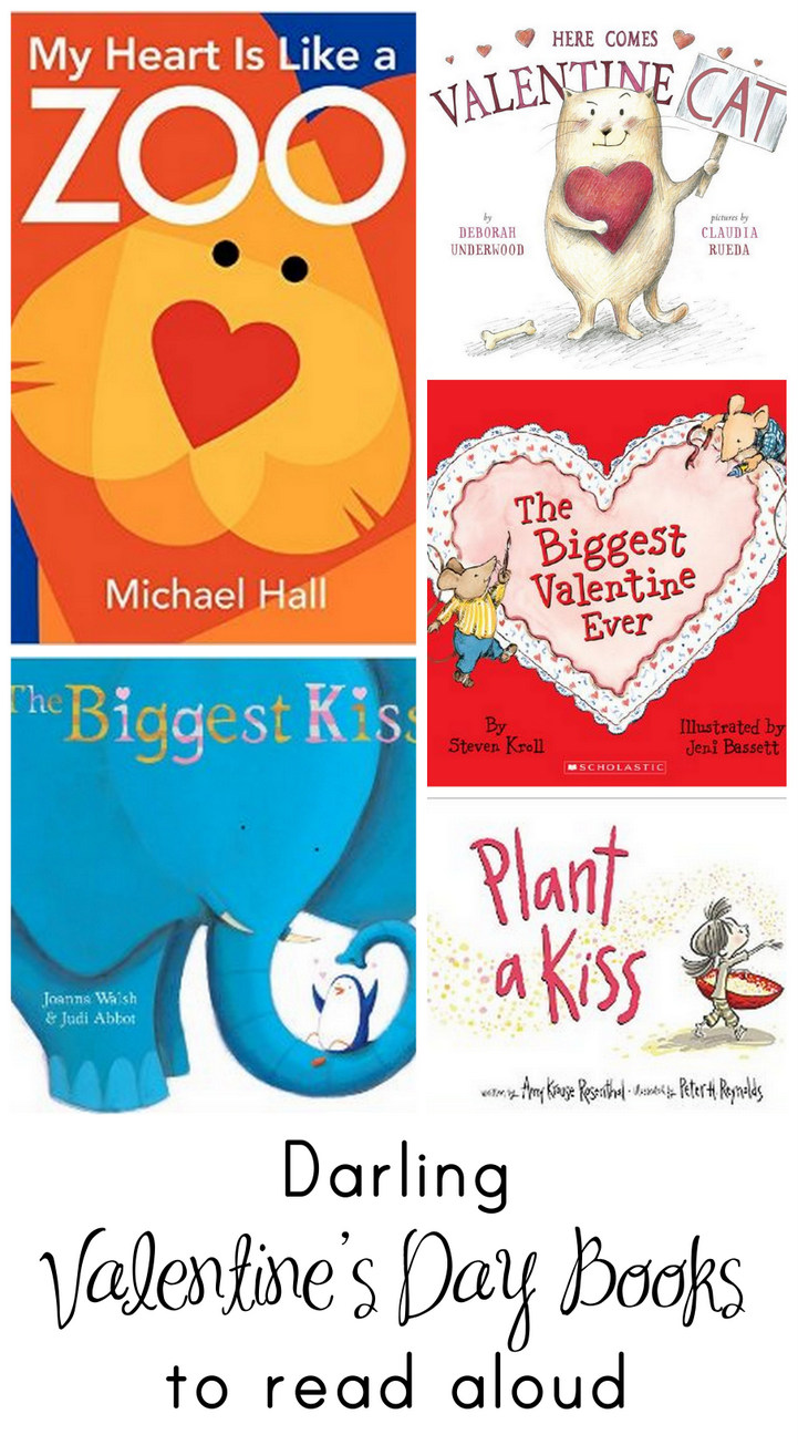 the best valentines books for the whole family or classroom to enjoy during the month of
