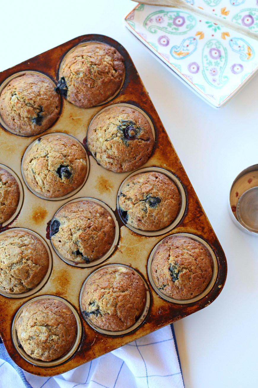 One bowl muffins that your whole family will inhale