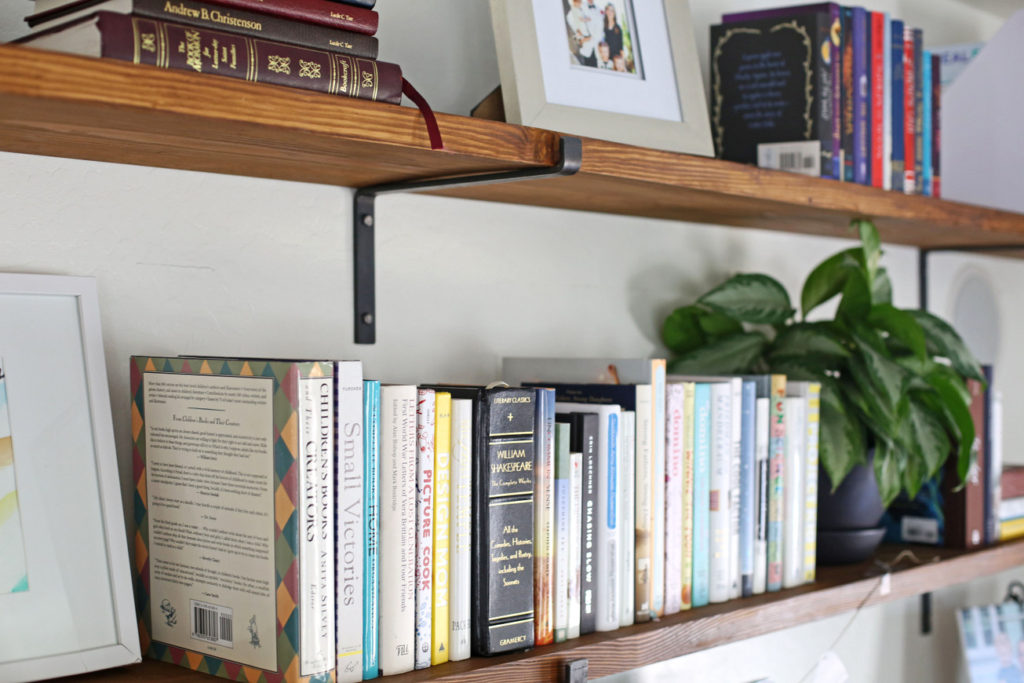 Genuine Fake Bookshelf By Deborah Bowness Previous Next Diy Room Project Book Do It Your Self