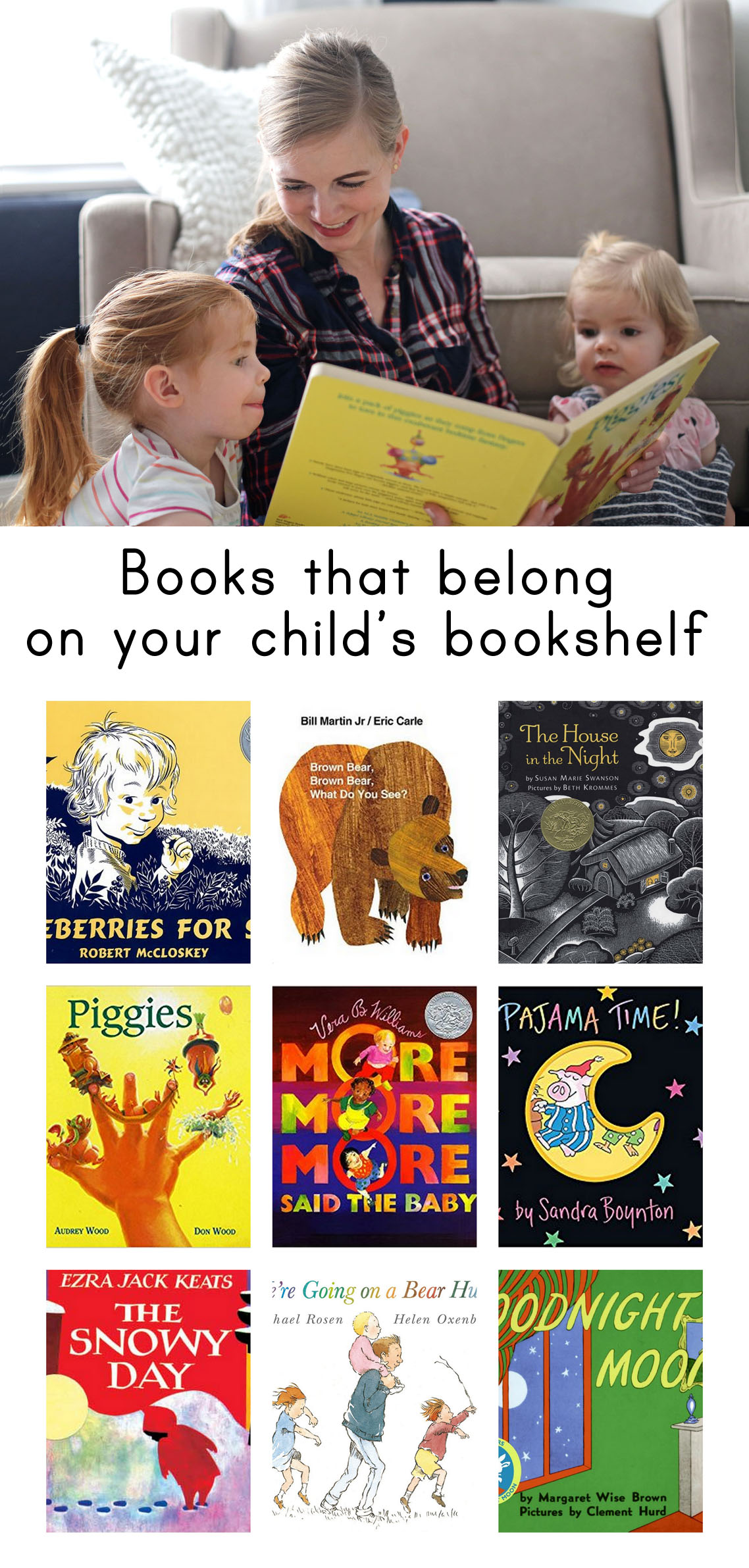Every child should read these books!