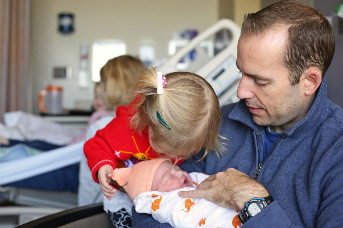 Four Babies, Four States, and Four Dozen Amazing Nurses