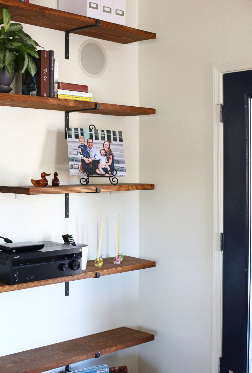 DIY Shelving