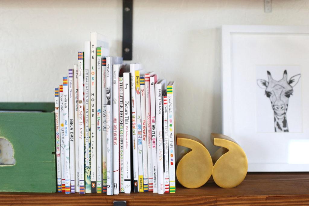 room shelves