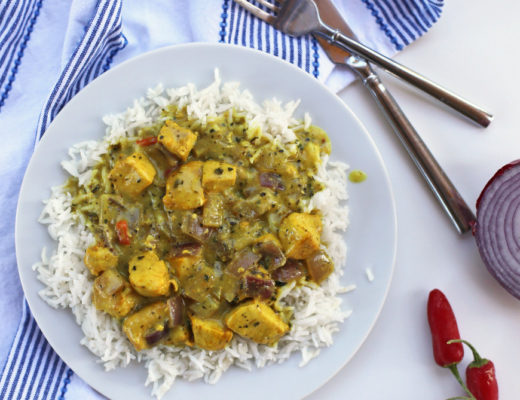 Family friendly curry dish that's super easy to make!