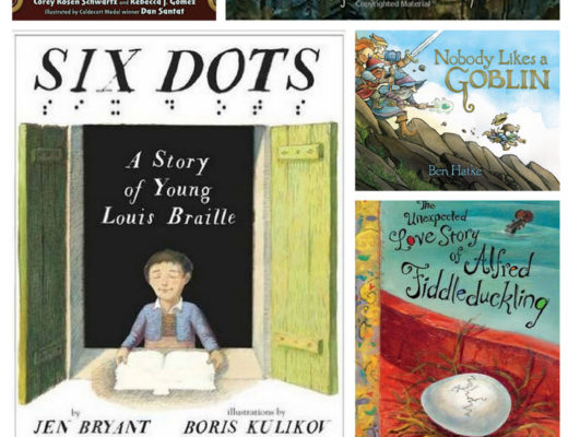 Looking for some new books for your rotation? Try one of these picture books!