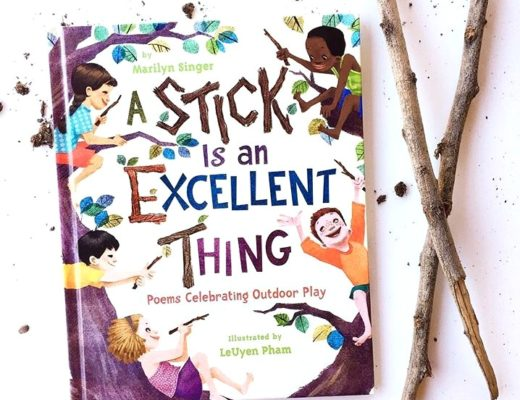 Great poetry books for kids