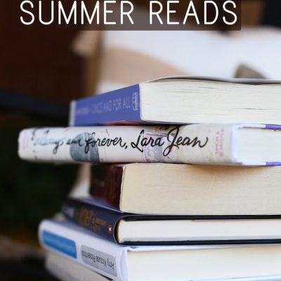 24 great titles to read this summer