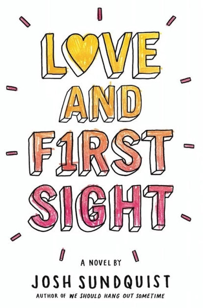 Love and First Sight Cover