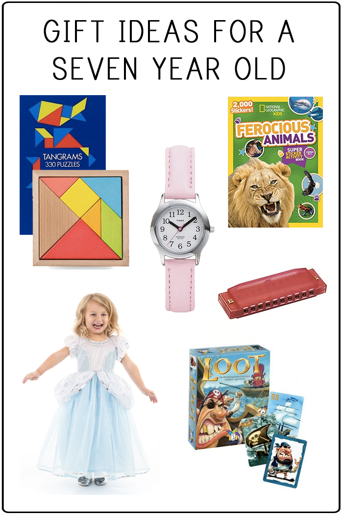 gifts for a seven year old