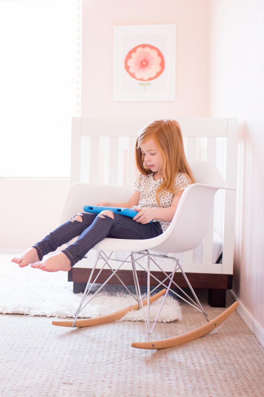 How my children listen to audiobooks