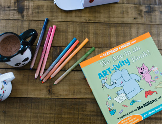 new Elephant and Piggie book