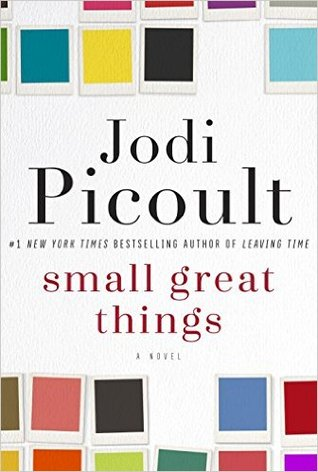 A Small Great Things review, a book by Jodi Picoult about racism in America