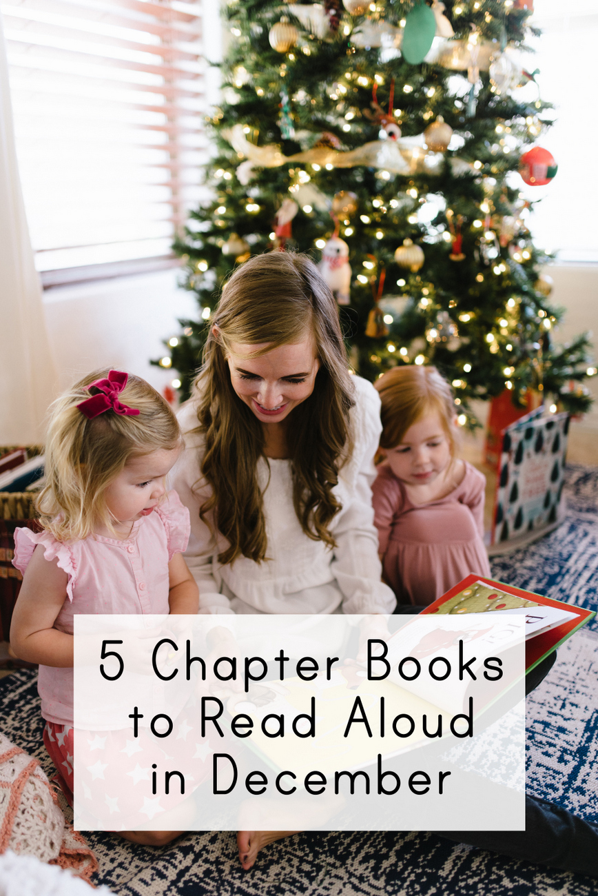 Christmas read alouds
