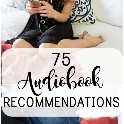 audiobook recommendations