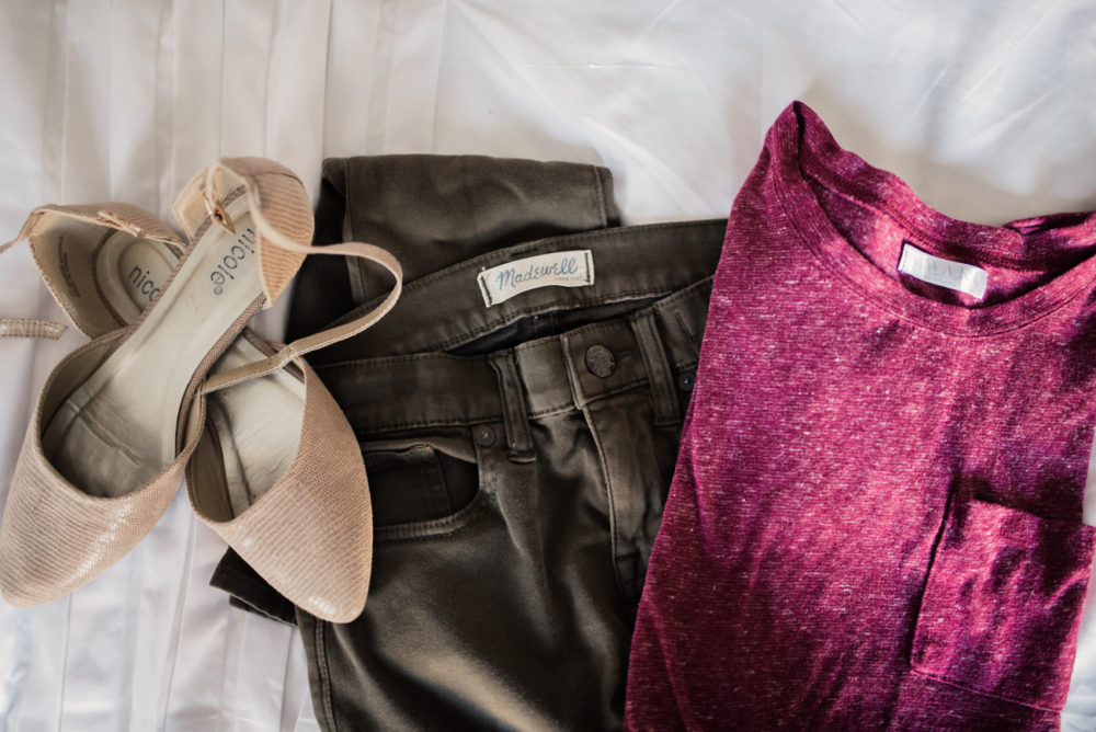 Tips for cleaning out your Non-Capsule Wardrobe and then filling the holes with thredUP.