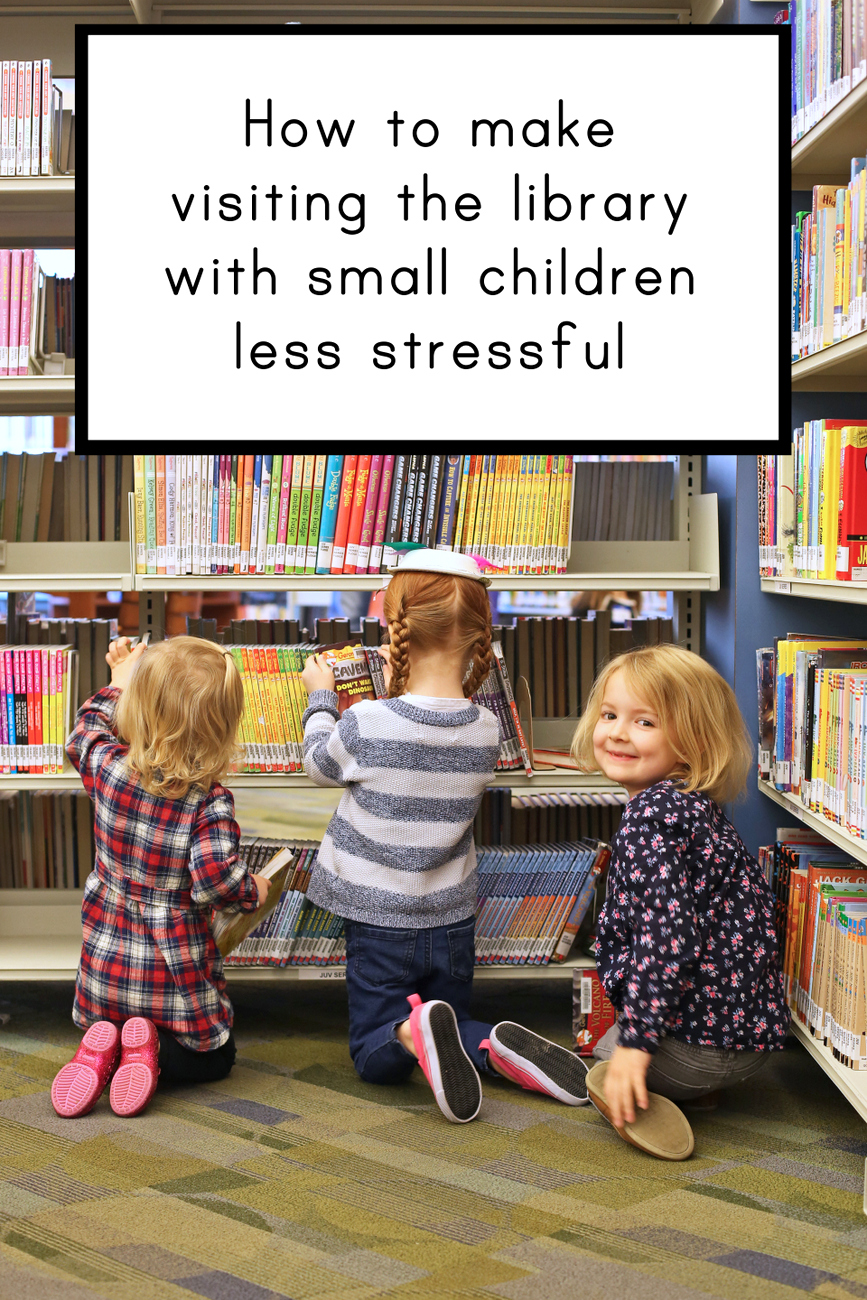 12 parents, readers, authors, and librarians share their practical advice for library visits with young children and how to make it fun instead of stressful