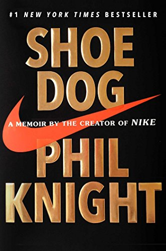 1da697ebfaa Shoe Dog: A Memoir by the Creator of Nike Hardcover by Phil Knight ...