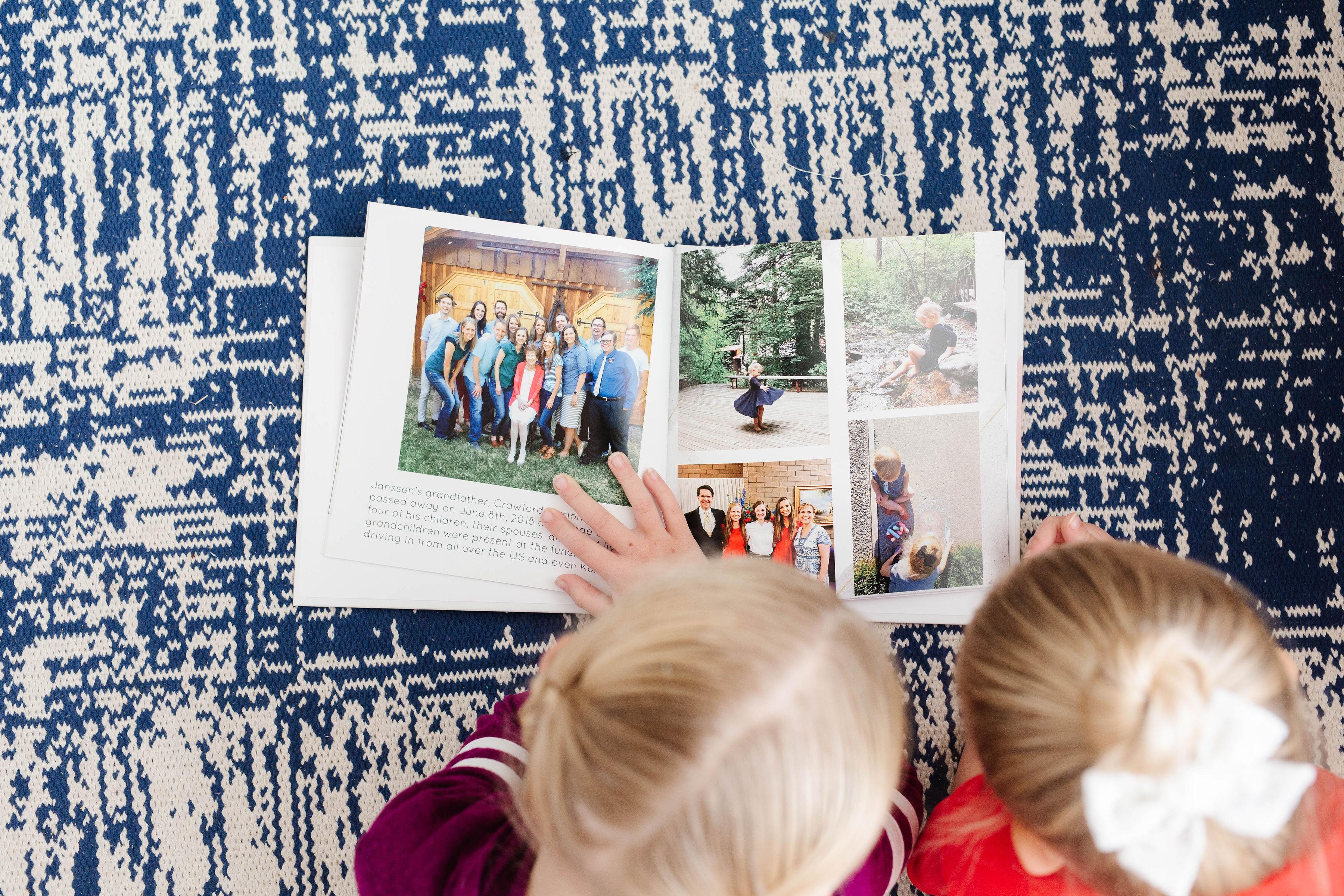 photo album book