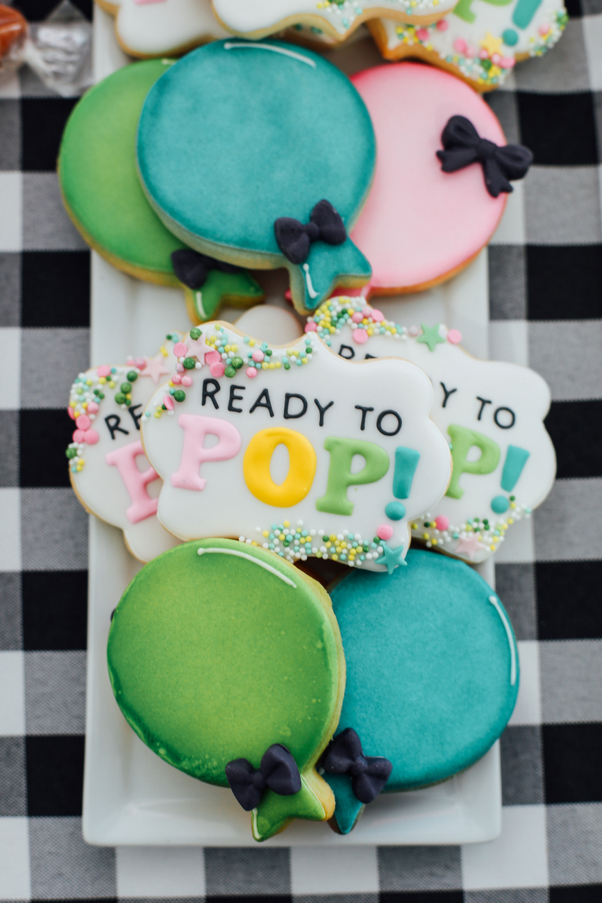 Ready To Pop Baby Shower The 100th Operation Shower