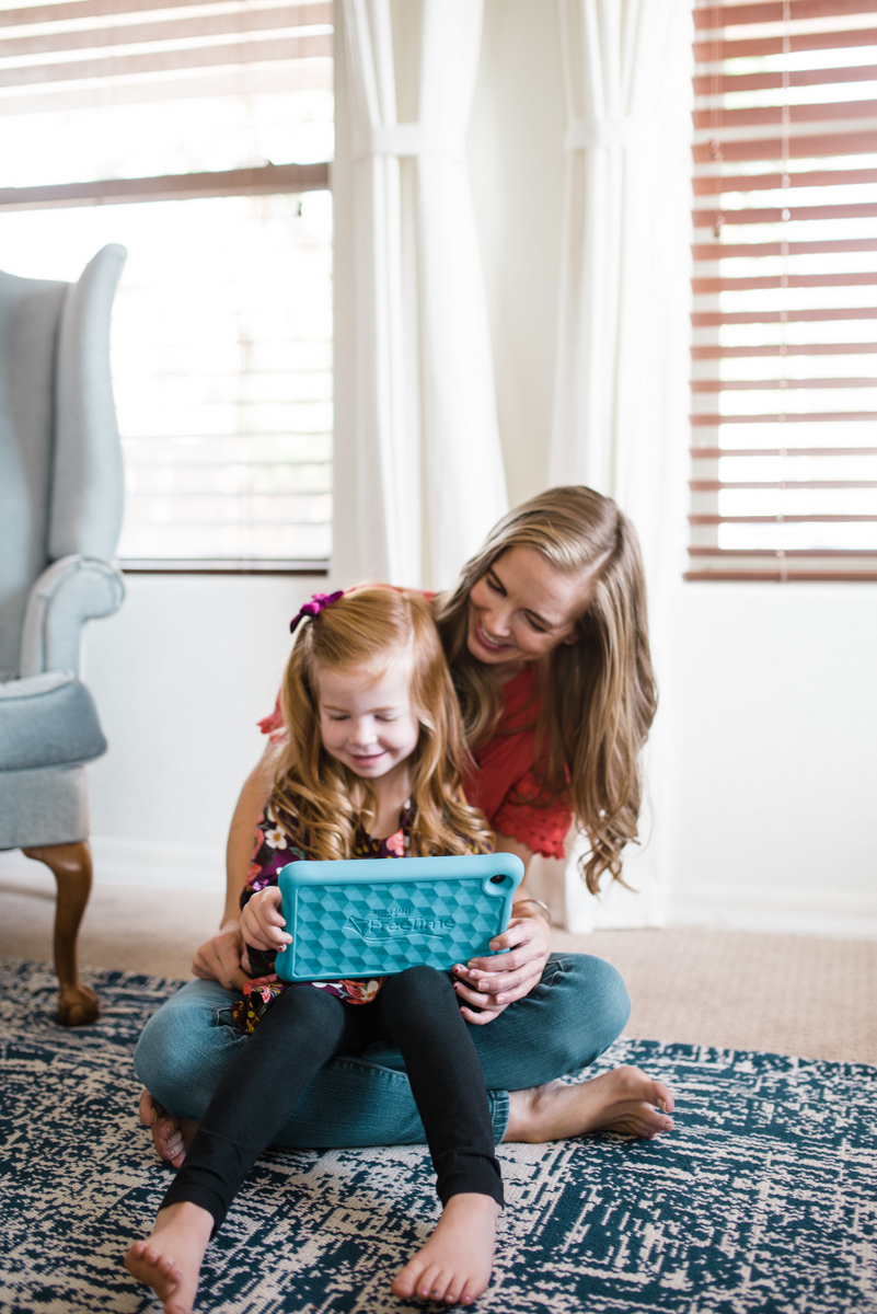 Looking for a great kids tablet? The Kindle Fire kids is a winner for so many reasons!