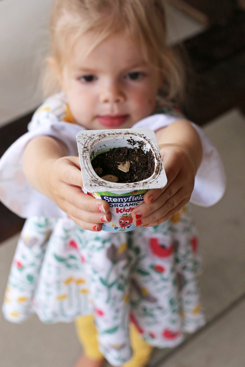 Toddler Earth Day ideas