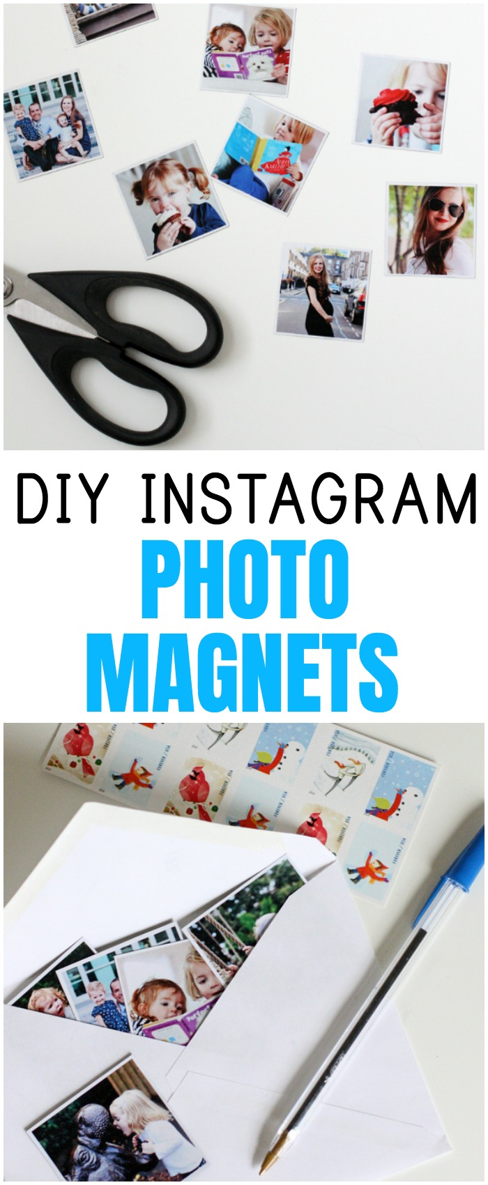 Instagram magnets