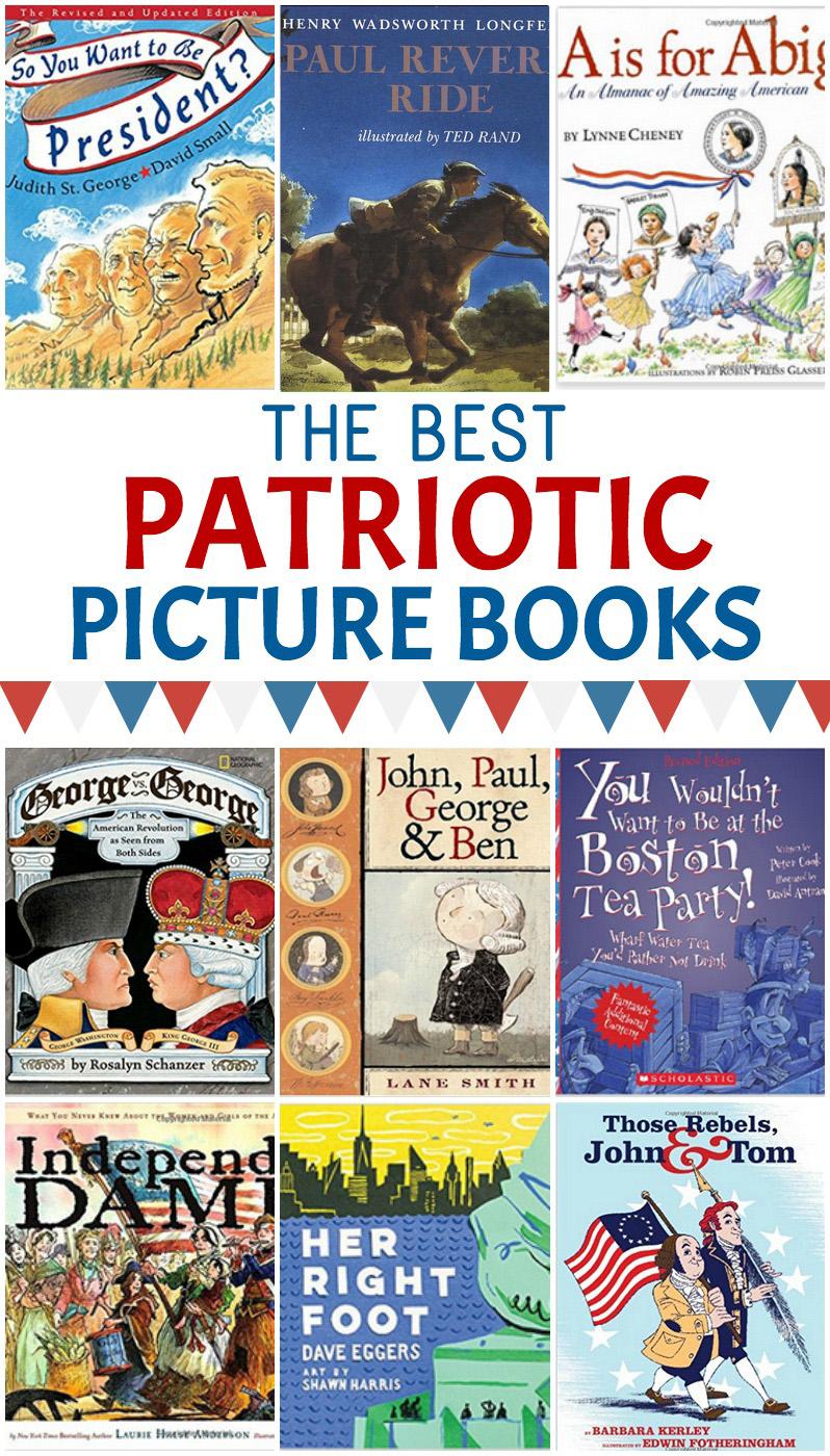 patriotic books