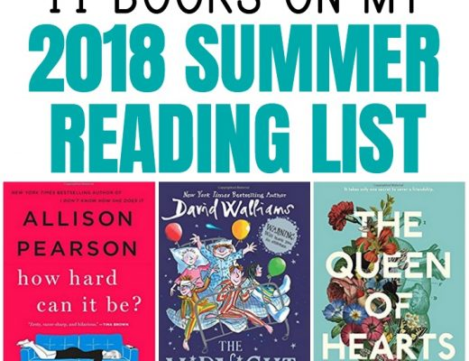 Reading lists are right up my alley and this summer reading list is no exception! I can't wait to dive in.