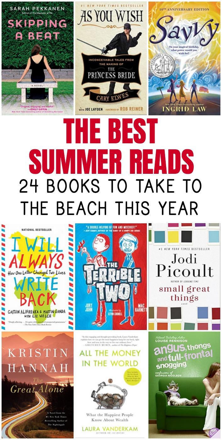 2018 summer reading