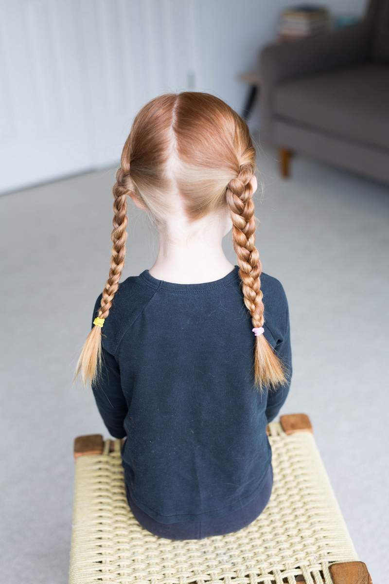 My 11 Go,To (Easy!) Little Girl Hairstyles , Everyday Reading