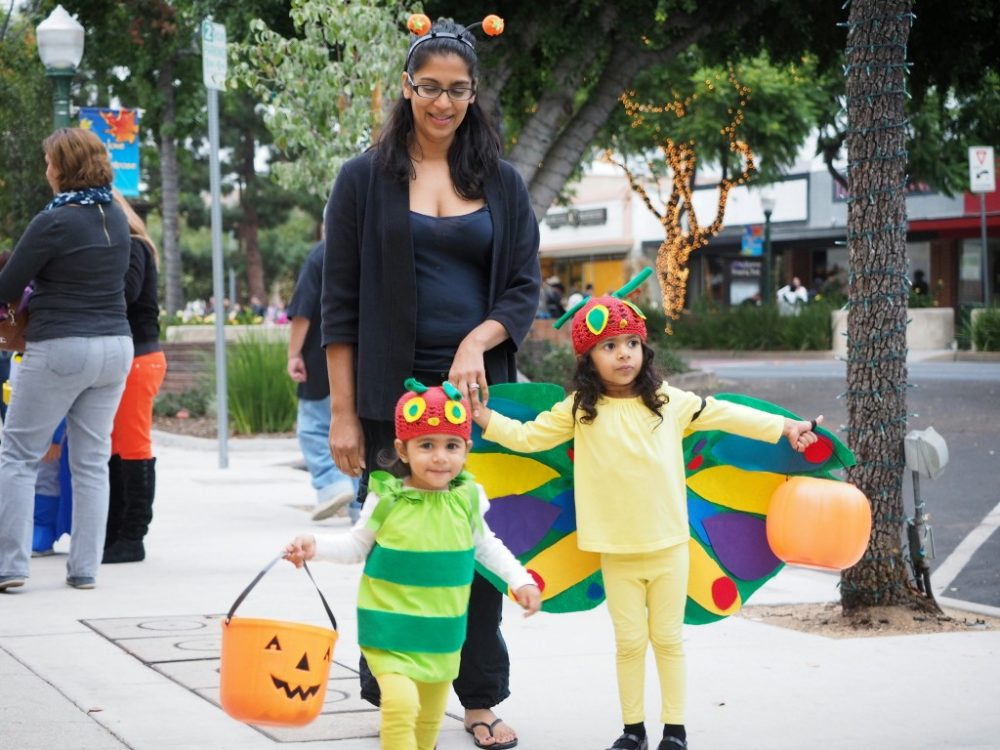 The Hungry Little Caterpillar costume