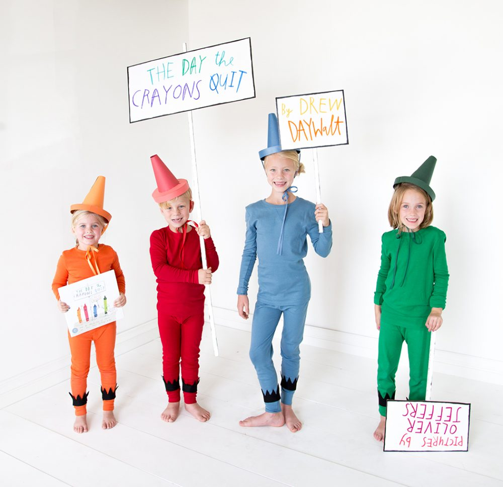 book character costumes for kids
