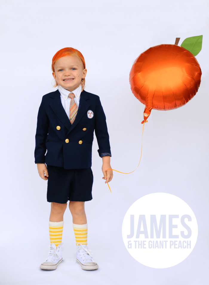 book character costumes for boys