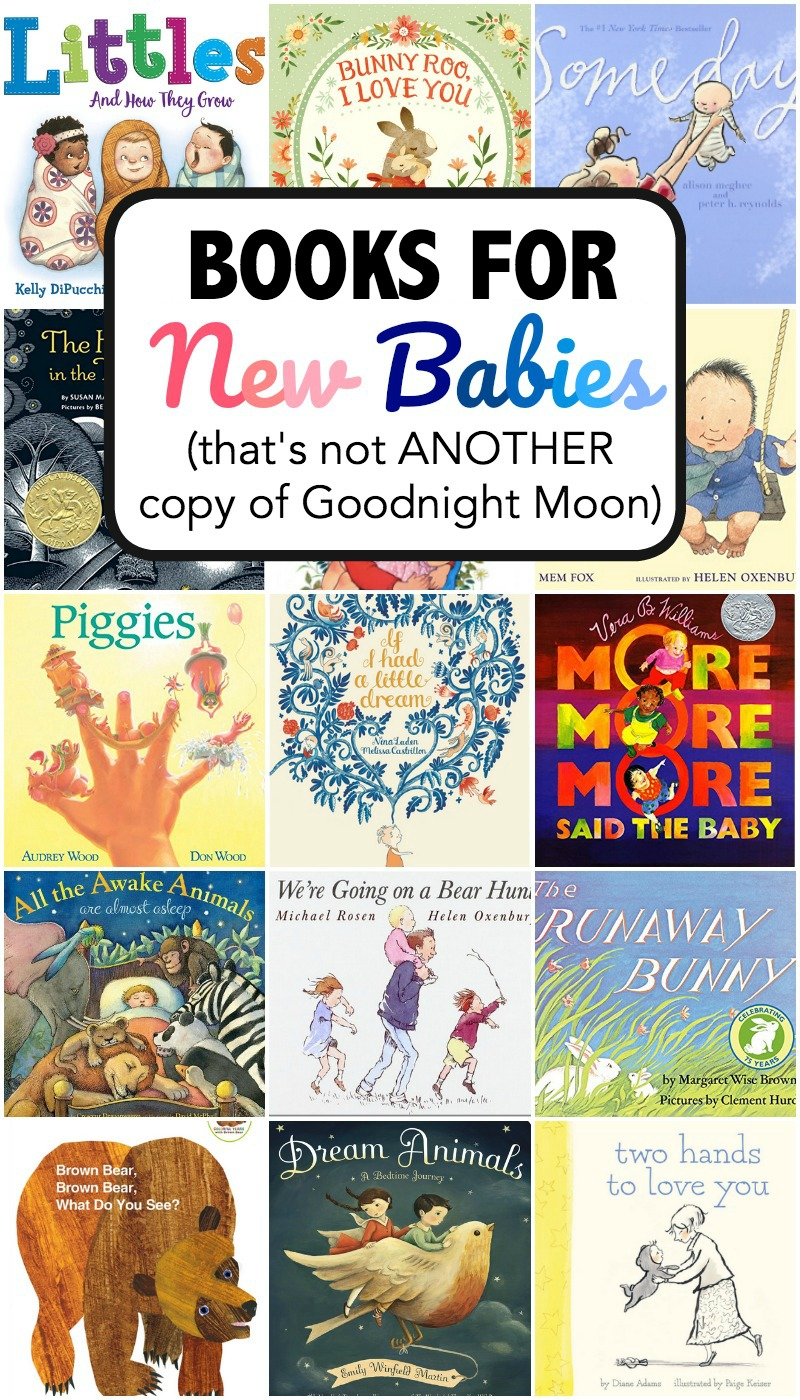 Best Baby Books 2019 19 Best Books for a Baby Shower   Everyday Reading