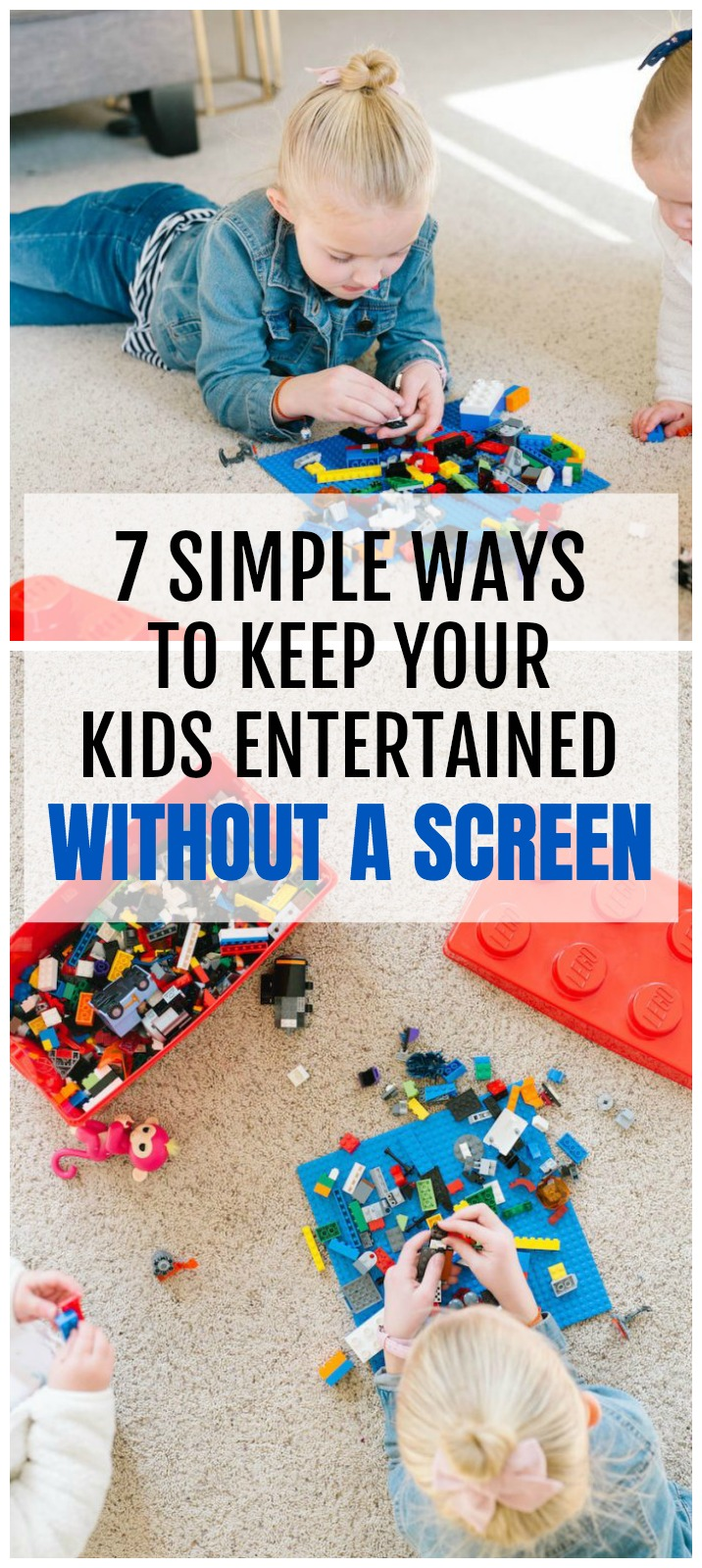 what to do when your bored for kids
