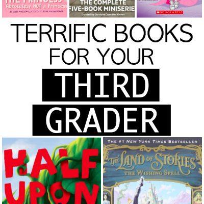 third grade books