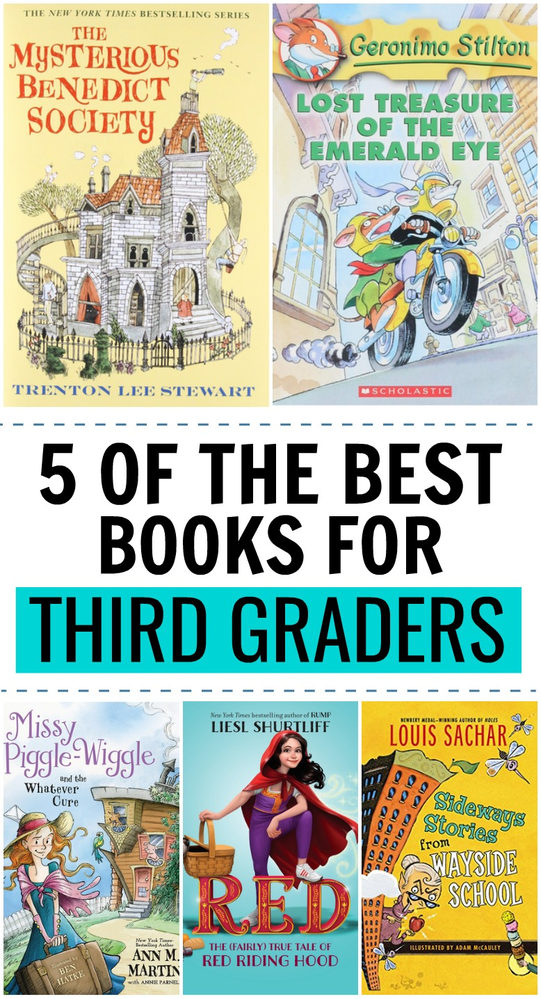 best books for third graders