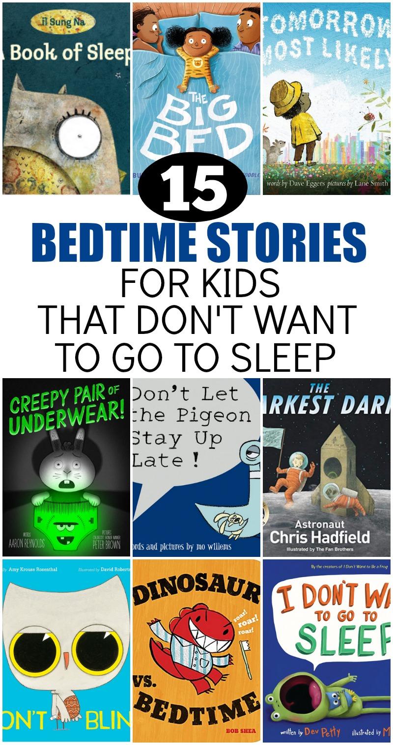 best bedtime stories for kids