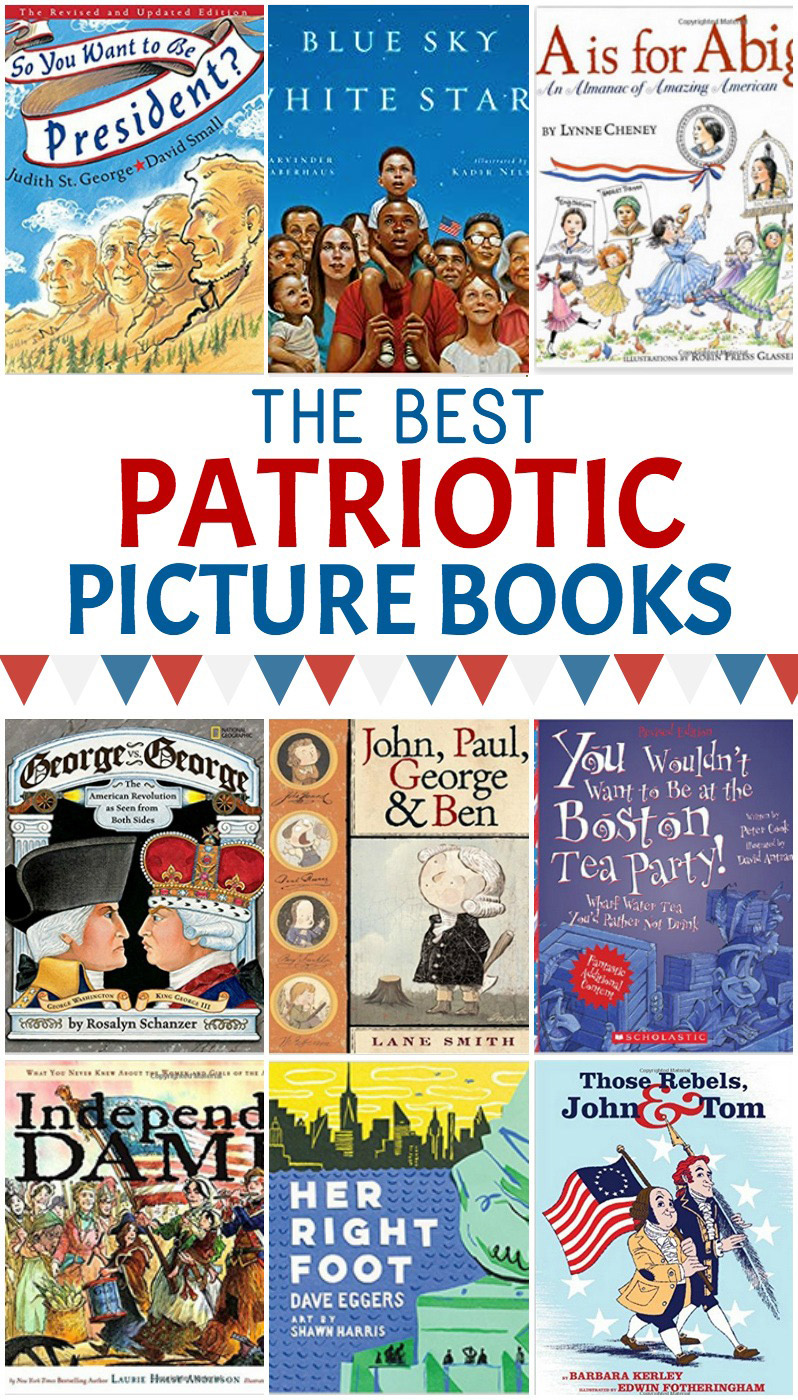 patriotic books