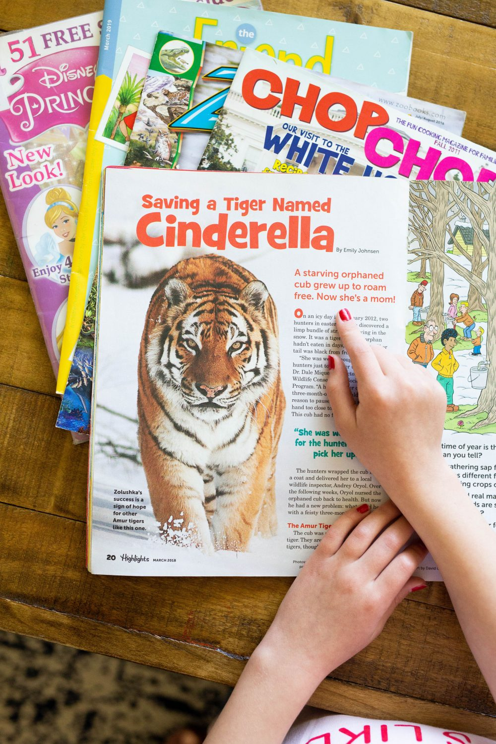 best magazines for kids