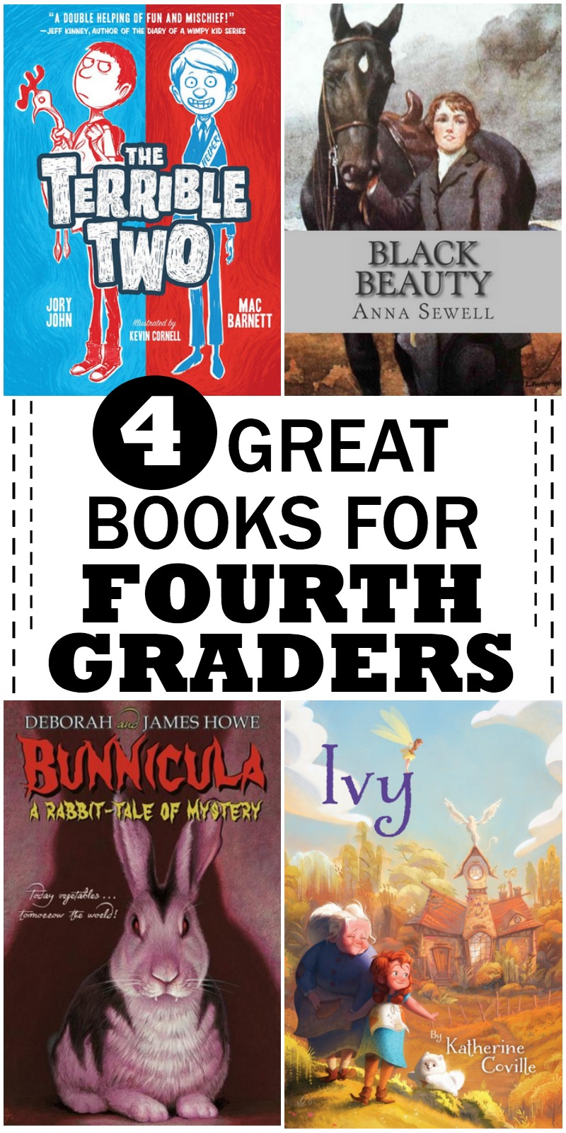best books for 4th graders