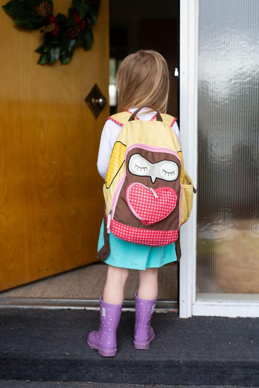 preschool schedule at home