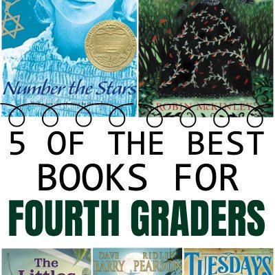 best books fourth grade