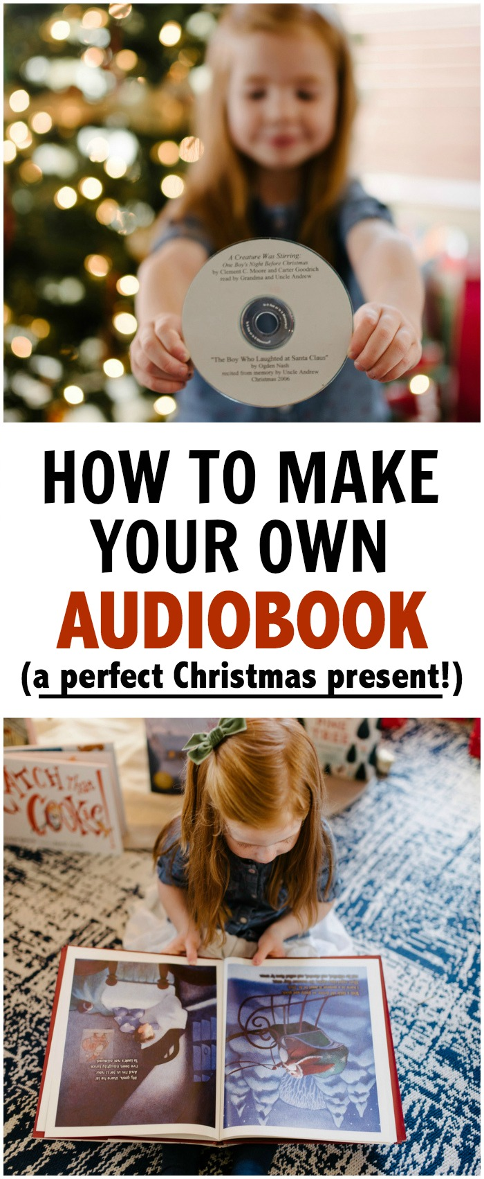 diy audiobooks