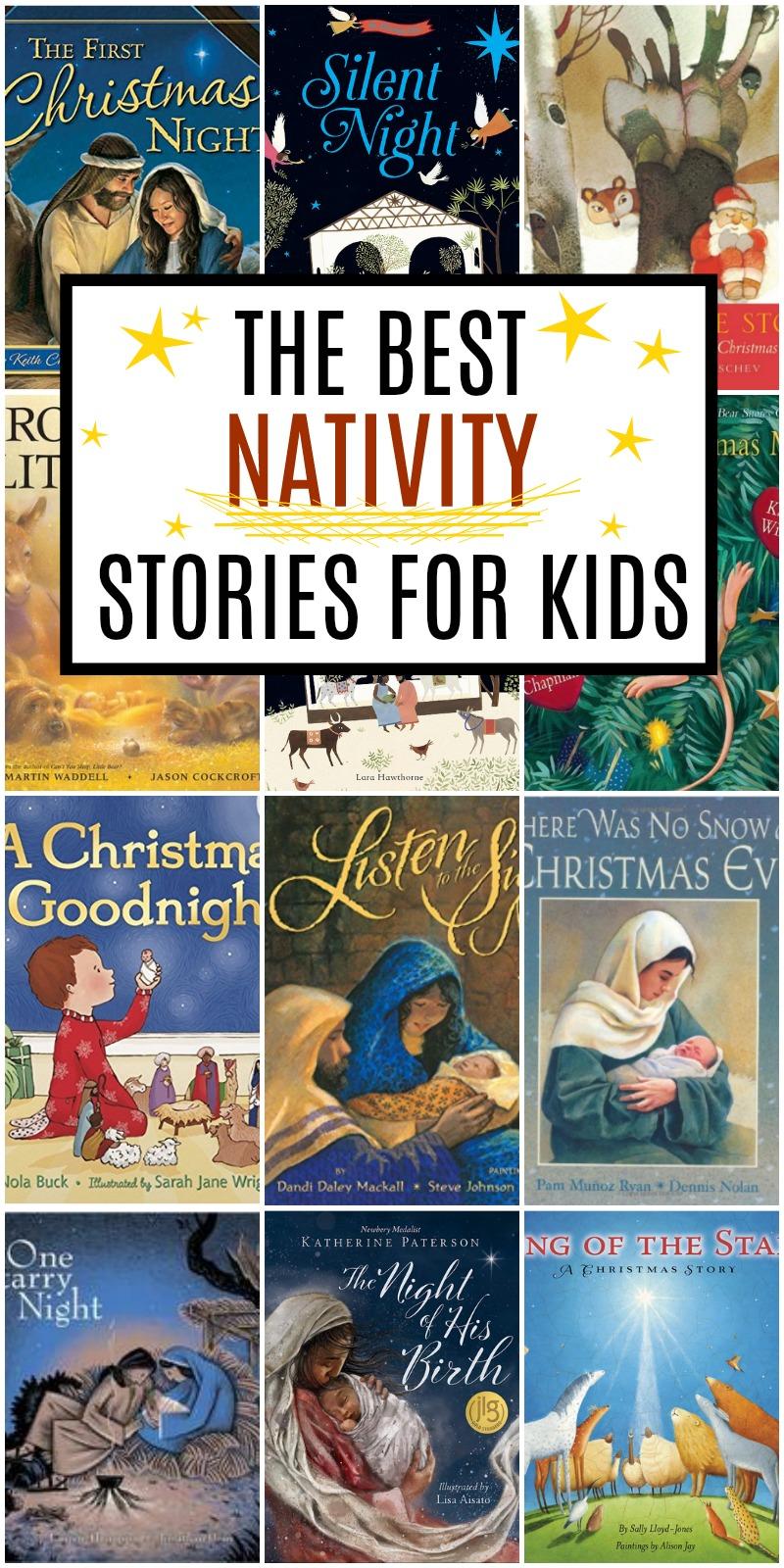 nativity story for kids