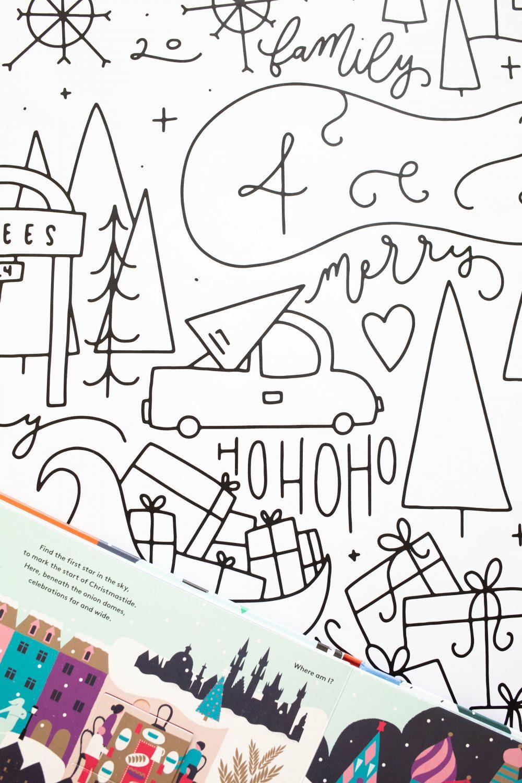 Christmas book lists