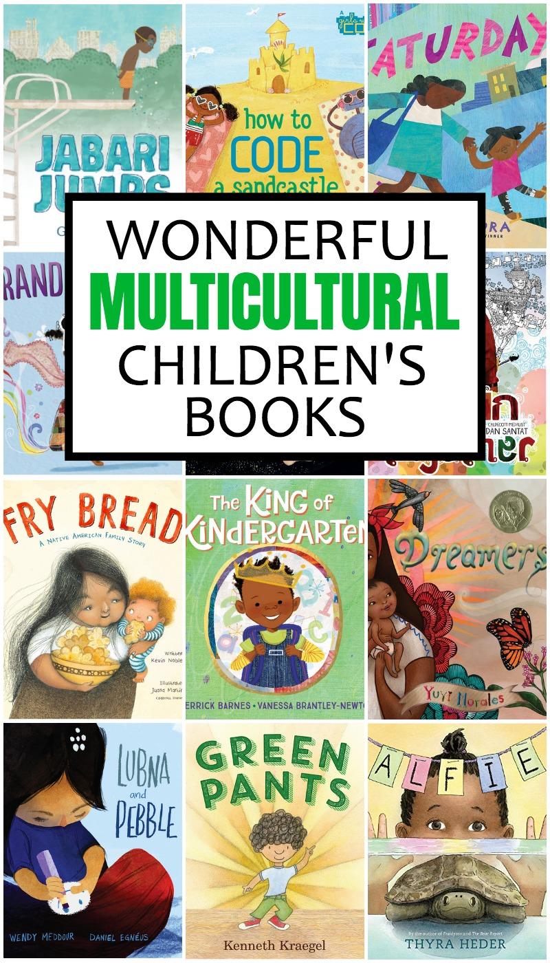 multicultural children's books
