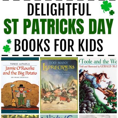 st patricks day childrens books